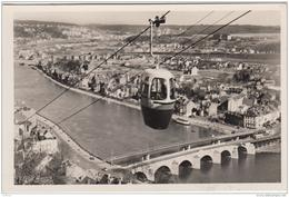 NAMUR TELEPHERIQUE DE LA CITADELLE CPSM NEUVE - Namur
