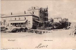 WAULSORT HOTEL MARTINOT 1902 PRECURSEUR TBE - Belgique