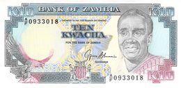 10 Kwacha Sambia - Sambia
