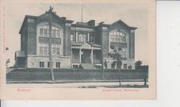 MONTREAL  -  King's School, Westmount  - - Montreal
