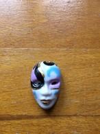 Fève Masque N°2 - Personnages
