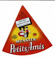 """Et Part De MUNSTER """" Les Petits Amis """" - Fromage"""