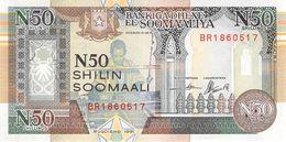 50 Shilin Soomaalia 1991 - Somalië