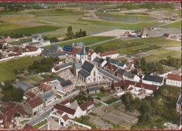 Grote Kaart SEMMERZAKE - GAVERE - Centrum - Luchtopname Windmolen Grand Format - Gavere
