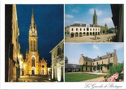 35 - LA GUERCHE DE BRETAGNE - Multi Vues - 3 Vues - Cpm - Vierge - - La Guerche-de-Bretagne