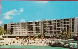 Nederlandse Antillen Curaçao Hilton Hotel Willemstad Retro 70's Architecture - Curaçao