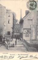 BELGIQUE Belgium - ( Liège ) VERVIERS : Rue Coronmeuse ( Pub Murale SAVON SALVADOR ) CPA - Belgien België Belgio Bélgica - Verviers