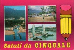 Massa Carrara - Montignoso - Cinquale - Vg - Massa