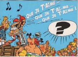"Thématique ""BD"". Astérix. Editions 1999 Albert-René/Goscinny-Uderzo. Carte N° 901262 - Bandes Dessinées"