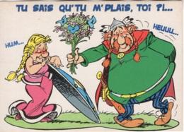 "Thématique ""BD"". Astérix. Editions 1999 Albert-René/Goscinny-Uderzo. Carte N° 901140 - Bandes Dessinées"