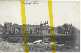 59 NORD DON SAINGHIN Canton ANNOEULLIN CARTE PHOTO ALLEMANDE MILITARIA 1914/1918 WK1 WW1 - Autres Communes