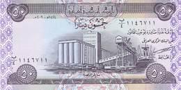 50 Dinars Irak - Iraq