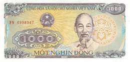 1000 Dong Vietnam 1988 - Vietnam