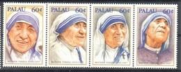 Palau Mnh ** Theresa Sold Below Face Value - Palau