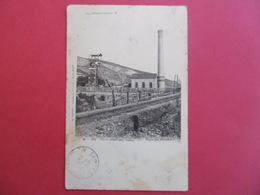 LA GRAND - COMBE  ( GARD )  N ° 168  Puits Du GOUFFRE   -  MINE - La Grand-Combe