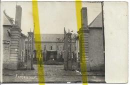 62 PAS DE CALAIS RUMAUCOURT Canton BAPAUME CARTE PHOTO ALLEMANDE MILITARIA 1914/1918 WK1 WW1 - Francia