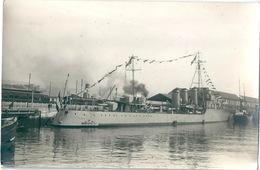 Photo Originale Bateau Le Boulonnais Boulogne Sur Mer - Boats