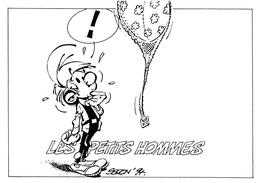Pierre SERON - Les Petits Hommes - Bande Dessinée - Comics
