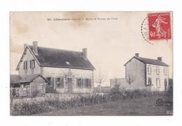 Chavenon, Mairie Et Bureau De Poste, 1926, N° 265 - France