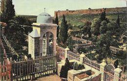 Jerusalem (Israël) Jardin De Gethsémane (Garden) Carte N° 18218 Non Circulée - Israele