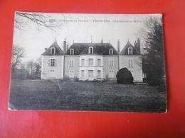 D 36 - Châteaux De L'indre - Pruniers - Château De La Motte - Francia