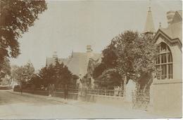 BOURNE LINCOLNSHIRE Carte Photo - Angleterre