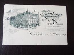 Wiesbaden 1909 - Wiesbaden