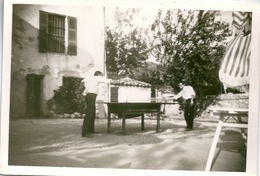 Photo Originale Ping Pong 1967 - Sport