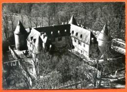 16 ETAGNAC  Vue Aérienne Chateau De Rochebrune  LAPIE Carte Vierge - Autres Communes