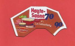 """Magnet  Série Départements Et Régions De France """" La Haute Saône 70  """" - Tourisme"""