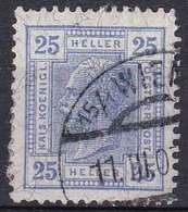 Autriche YT 88 Année 1904 - François-Joseph 1er (Used °) - Usados