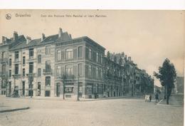 CPA - Belgique - Brussels - Bruxelles - Coin Des Avenues Félix Marchal Et Léon Mahilion - Schaarbeek - Schaerbeek