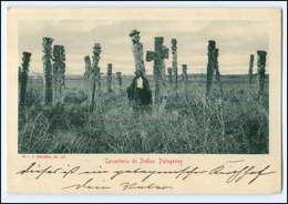 U6740/ Cementerio De Indios Patagones Chile AK  Ca.1900 - Chile