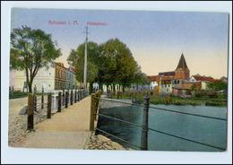 N636-182./ Schwaan Mühlenbach AK Ca.1912 - Deutschland