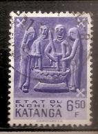 KATANGA OBLITERE - Katanga