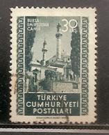 TURQUIE OBLITERE - Turkey