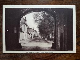 L19/568 Rochefort. Porte Du Martrou - Rochefort