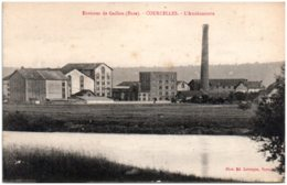 27 Environs De Gaillon - COURCELLES - L'Amidonnerie - Other Municipalities