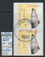 "1.3.2015 - FM/DM ""Impress. A. Österr. - Neusiedler See"" - 2x O Gestempelt Auf Briefstück - Siehe Scan  (3227o X2 ABs) - 1945-.... 2. Republik"