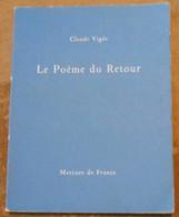 Le Poème Du Retour - French Authors