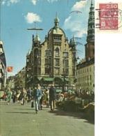 DENMARK  DANIMARCA  KOPENHAGEN  COPENAGHEN  Amagertorv  Nice Stamp - Danimarca