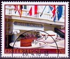 Austria Österreich 2018 Gastronomie Mit Tradition (VII): Wien USED / O / GESTEMPELT - 1945-.... 2. Republik