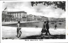 Malta  Molo  Pieta - Malte