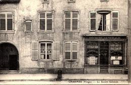 [88] Vosges >  CHARMES  / SOCIETE  GENERALE - Charmes