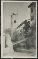CASTELLO DI ROVERETO - ACQUARELLO - MUSEO STORICO DI GUERRA - FORMATO PICCOLO - VIAGGIATA DA ROVERETO 06.09.1922 - Castelli