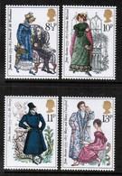 GREAT BRITAIN  Scott # 754-7* VF MINT LH (Stamp Scan # 506) - 1952-.... (Elizabeth II)