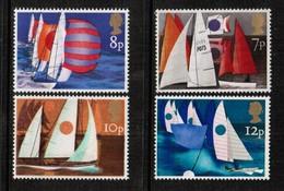 GREAT BRITAIN  Scott # 745-8* VF MINT LH (Stamp Scan # 506) - 1952-.... (Elizabeth II)