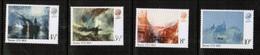 GREAT BRITAIN  Scott # 736-9* VF MINT LH (Stamp Scan # 506) - 1952-.... (Elizabeth II)