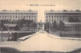 MILITARIA ( Casernes ) 90 - BELFORT :  Caserne - Le Fort Hatry - CPA - Territoire De Belfort - Casernes