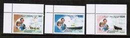 """ST.VINCENT GRENADINES  Scott # 209,211,213** VF MINT NH """"SPECIMEN"""" (Stamp Scan # 506) - St.Vincent & Grenadines"""